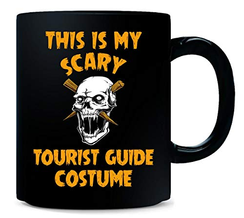 This Is My Scary Tourist Guide Costume Halloween Gift - Mug ()
