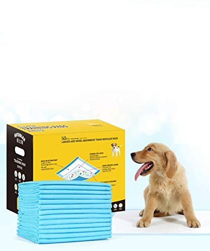 - Jitejoe Pet Training Pee Pads and Puppy Pee Pads for Dogs Regular and Heavy Duty for Larger or Multiple Dogs - Oversized Pads, Band Lemon Scent Deodorization (S-100 Count)