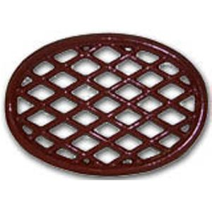 John Wright Lattice Trivet - Apple Red ()