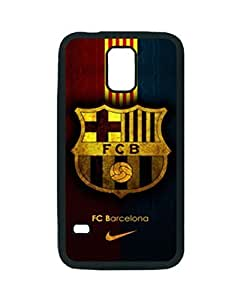 El Barca Blaugrana Football Club 02 Custom Diy Unique Image Durable Hard Silicone For Case Samsung Galaxy S5 Cover