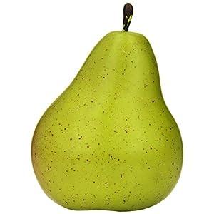 Flora Bunda FT-1333 Green3 Artificial Pear-12 Pieces 6