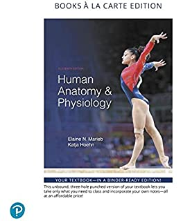 Amazon com: Human Anatomy & Physiology, Books a la Carte
