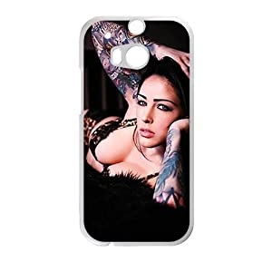 SEXY TATTOO HTC ONE M8 Case Customize Parttern Design - Hard Plastic Cover Case Protection for plastic HTC ONE M8 Case