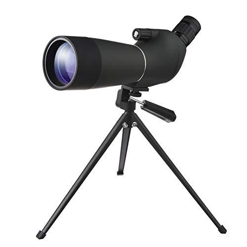 LoMe Telescopio, telescopio del Espejo del pájaro 20-60 x60, Solo zumbido del Cilindro, Alto Aumento, Espejo de visión de...
