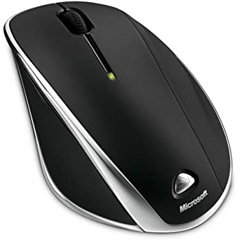 Which devices are supported by Microsoft Mouse and Keyboard Center