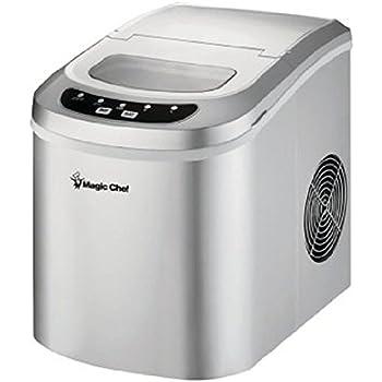 Amazon Com Magic Chef Portable Countertop Ice Maker