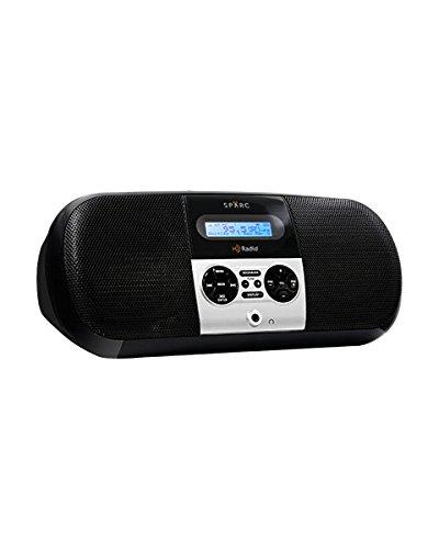 SPARC SHD-ITR2BT Tabletop & Transportable Radio