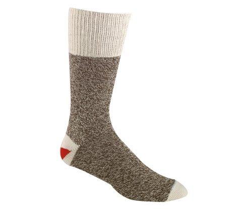 Fox River Red Heel Monkey Sock 2 Pack Brown 6581 Medium ()