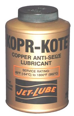 SEPTLS39910092 - Jet-Lube Kopr-Kote High Temperature Anti-Seize Gasket Compounds - 10092