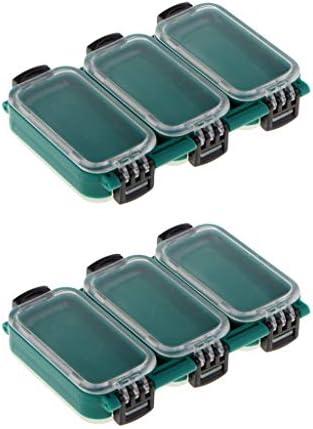 釣りギアボックス 釣り 収納ケース 2本 耐衝撃性 耐食性