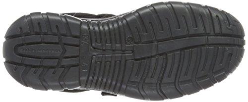 Maxguard CLARK C140, Unisex-Erwachsene Sicherheitsschuhe, Schwarz (Schwarz), 45 EU