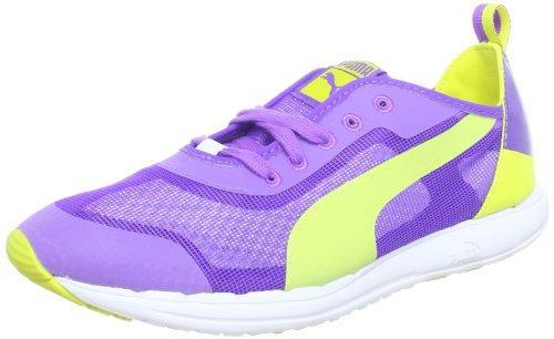 Outdoor Violett Purple Purple 08 Fitness Wn's Fluo Shoes Women's Puma fluo Femme Yellow 0S4wt