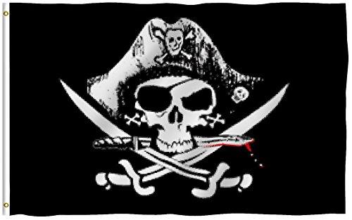 Nylon Pirate Flag - 2