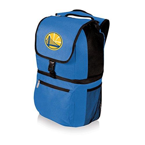Picnic Time NBA Golden State Warriors Zuma Kühltasche Rucksack, Blau