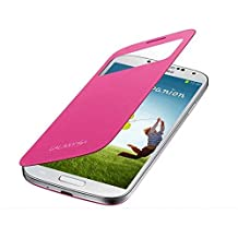 Samsung S View Cover for Samsung Galaxy S4 - Pink