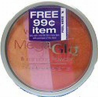 Wet 'n' Wild MegaGlo Illuminating Powder, Catwalk Pink 345