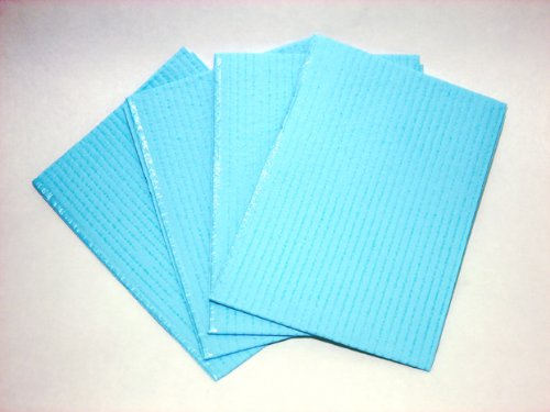 Dental Supply - DENTAL BIBS SHEETS Thick 3 ply 13