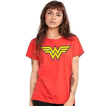 Camiseta Wonder Woman Logo