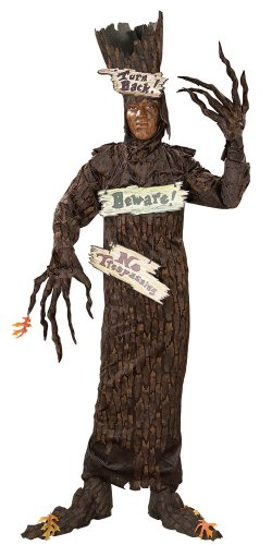 Rubie's Costume Men's Haunted Tree Adult, Multicolor, Standard