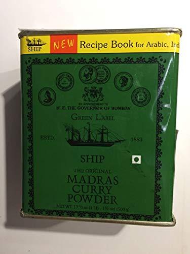 Ship Brand Madras Curry Powder (Imported), 500g