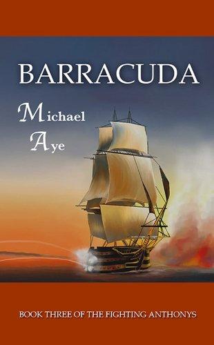 book cover of Barracuda