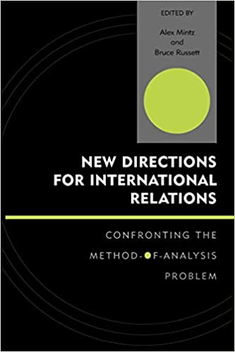 New Directions for International Relations: Confronting the