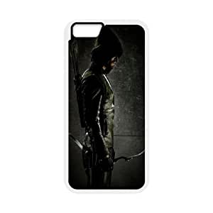 """[MEIYING DIY CASE] For Apple Iphone 6,4.7"""" screen Cases -TV Show Green Arrow-IKAI0447663"""