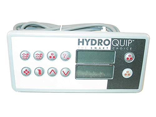 - Hydro Quip Topside: Ht-2 10 Button 10' with Overlay