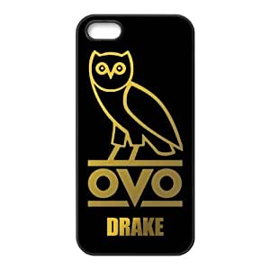 Customize Famous Singer Drake Back Cover Case for iphone 5 5S by icecream design