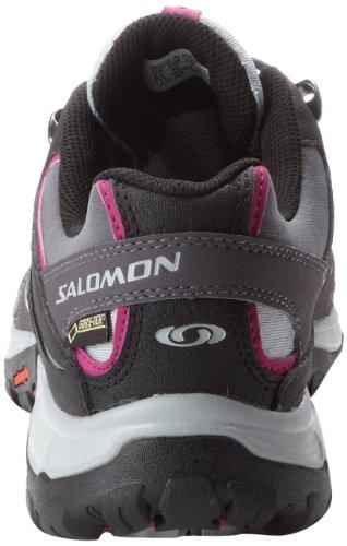 Salomon L39071300 De Noir Gris Femme Chaussures Trail 88rOq