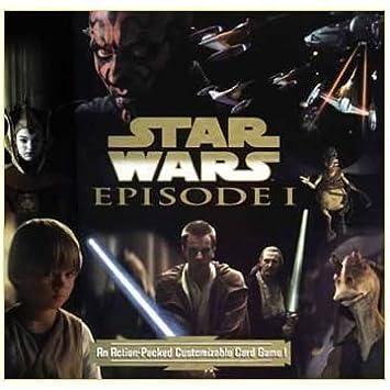 star wars episode 1 card game