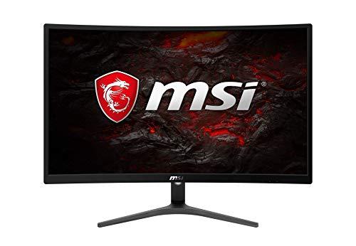 "MSI Optix G241VC - Monitor Gaming Curvo 24"" FullHD 75Hz (1920 x 1080, pantalla curva, 1ms respuesta, AMD Freesync) negro"