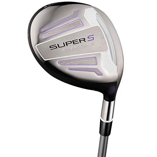 Buy Discount Adams Ladies Speedline Super S Black Fairway Wood Right 3 20 Adams Speedline Super S Gr...