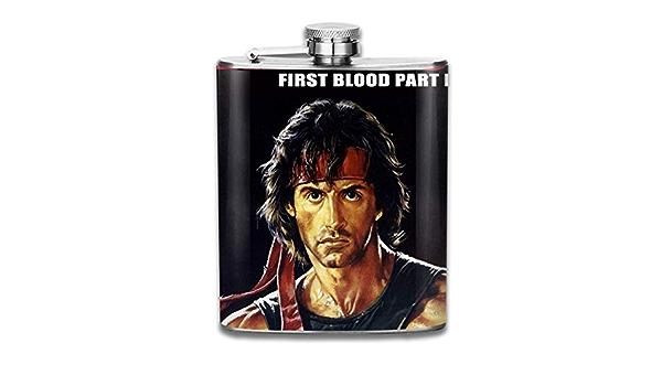 NA Unisex Rambo First Blood. Duradero Vino Seguro Y Sin Fugas ...