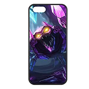 Skarner-001 League of Legends LoL case cover for Apple iPhone 5/5S - Rubber Black