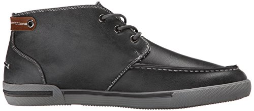 Kenneth Cole Unlisted Mens Drop Ur Anchor SY Chukka Boot Charcoal XQNwpqbiz