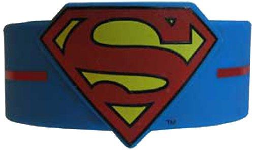 Original Superman Costume (Licenses Products DC Comics Originals Superman Logo Wristband)