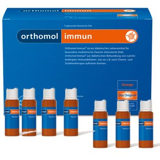 Orthomol Immun 30 Day Box Buy Online In Uae Hpc