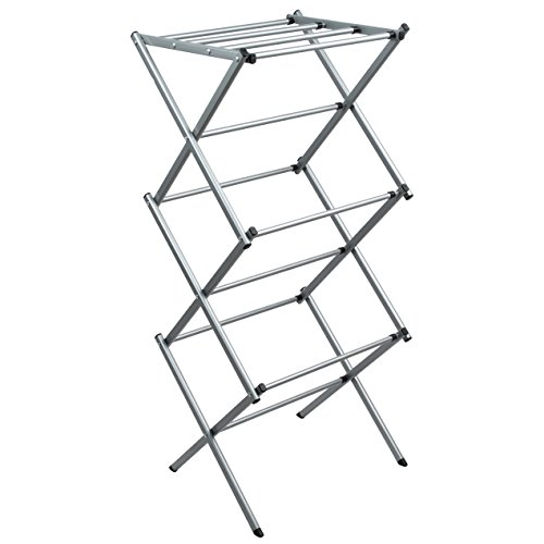 GreenWay GFR1500CTN Expandable Accordion Drying Rack