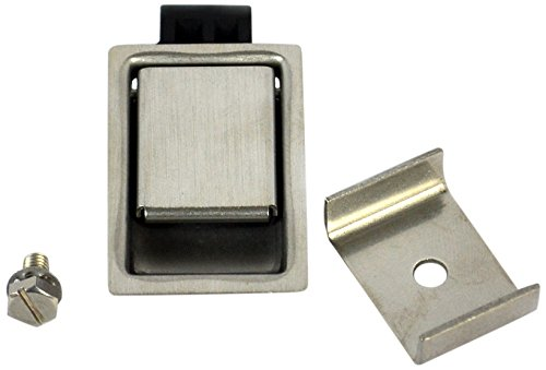 (Southco Inc 64-01-10 Miniature Flush Paddle Latch 1.53 Long x .96 W Installation Hole, Southco Flush Paddle Latches (Pack of 2))