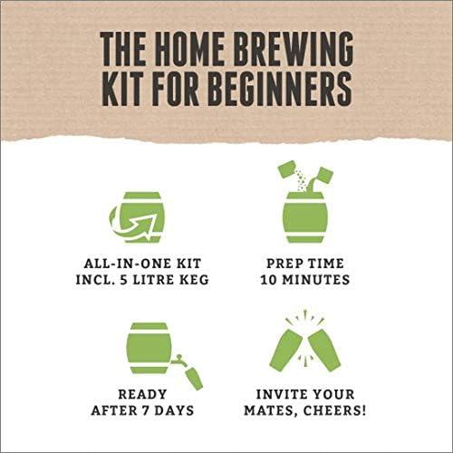 da 5 litri Kit per la preparazione del sidro per creare il proprio sidro di mele in 7 giorni regalo perfetto