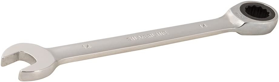 Silverline Metric Combination Spanner 14mm