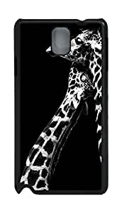 Fashion Style With Digital Art - Lonely Deer Skid PC Back Cover Case for Samsung Galaxy Note 3 N9000