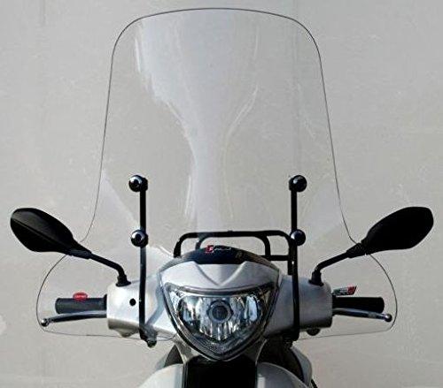 PARABREZZA PIAGGIO FLY 50//125 cc dal anno 2012 ART.23251 PARAVENTO serigrafato