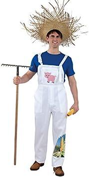 DISBACANAL Disfraz de Granjero - -, L: Amazon.es: Juguetes y ...