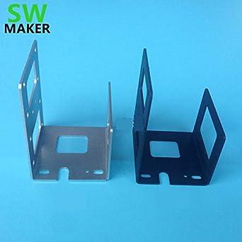 Amazon.com: Zamtac Reprap Prusa I3 MK7 MK8 extrusor de acero ...
