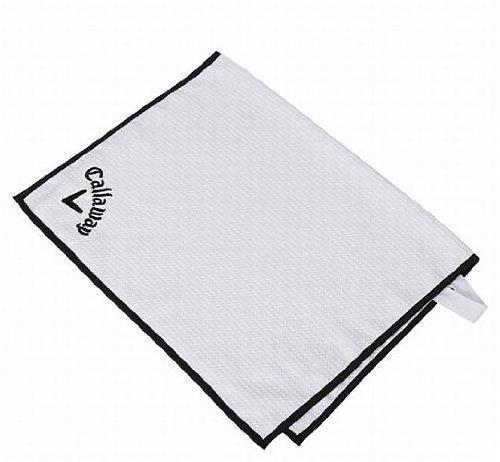 Callaway Golf Towel (Callaway Players Towel, White)