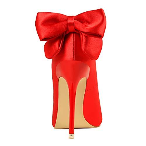 MGM Femme Joymod de Red Rouge 39 Danse Salon 8x18qPRT