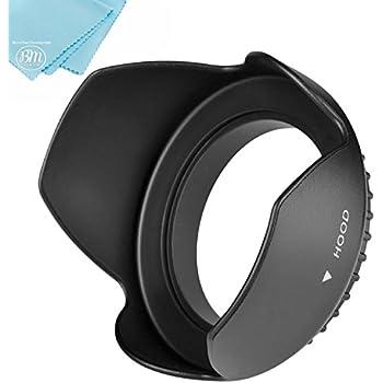 Amazon Com Fotodiox Reversible Lens Hood Kit For Sony E Pz