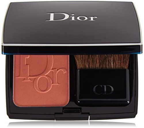 Christian Dior Blush Vibrant Color Powder Amber Show for Women, 0.24 Ounce (Pack of 2) by Dior (Image #3)
